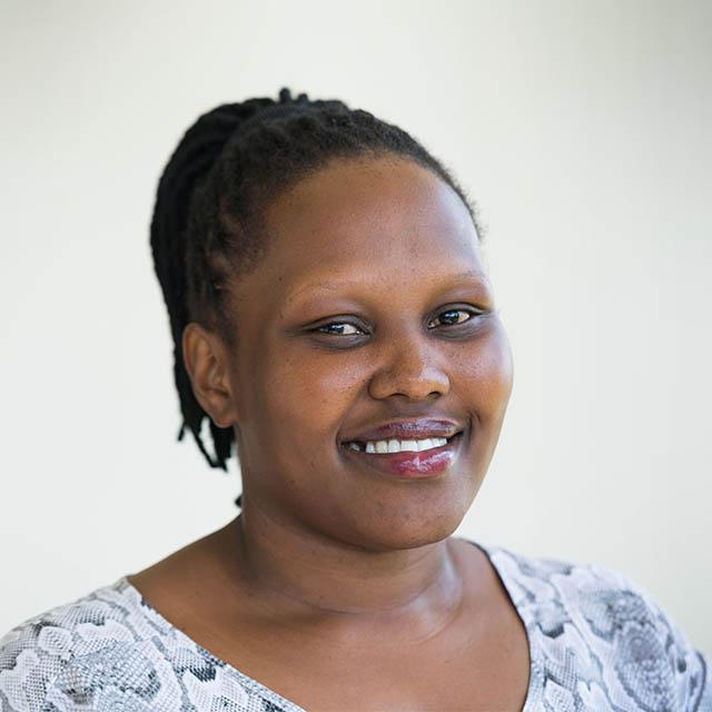 Sarah Nsonga Lutalo